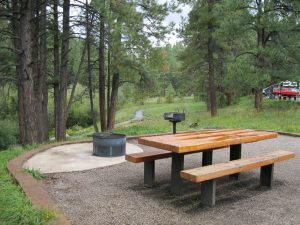 San Antonio and Jemez Falls Campgrounds Set To Open May 10, 2013