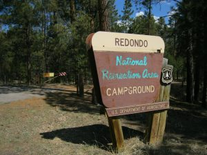 Redondo Campground - Open For The First Time In Many Years