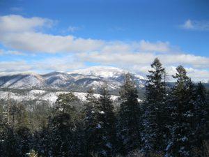 Redondo Peak - Winter 2016